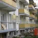 balkony stalowe