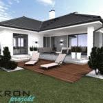 projekt domu jednorodzinnego pyrzyce 4